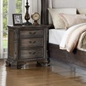 Crown Mark Sheffield Night Stand - Item Number: B1120-2
