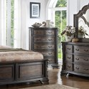 Crown Mark Sheffield Chest of Drawers - Item Number: B1120-4