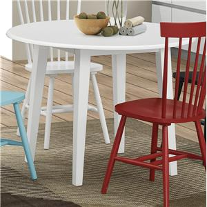 Crown Mark Shelli Round Dining Table