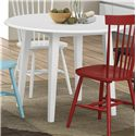 Crown Mark Shelli Round Dining Table - Item Number: 2301T-42