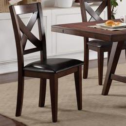 Crown Mark Sierra Side Chair - Item Number: 2103S