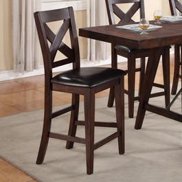 Crown Mark Sierra Counter Height Chair