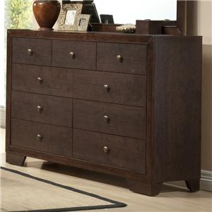 Crown Mark Silvia Dresser