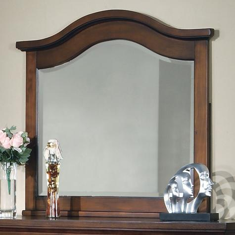 Crown Mark Sommer Dresser Mirror - Item Number: B1301-1