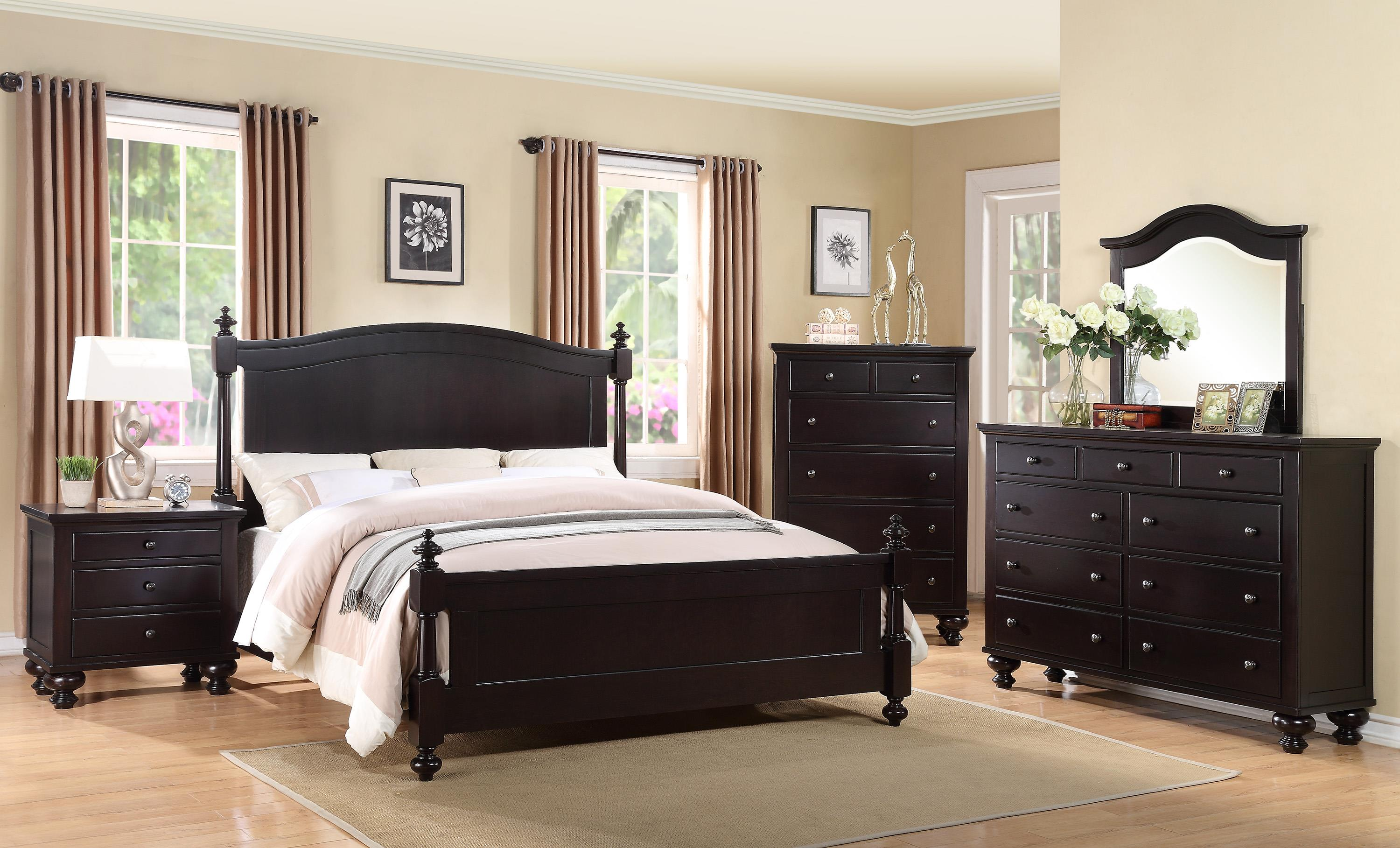 Crown Mark Sommer Queen Bedroom Group - Item Number: B1350 Queen Bedroom Group 1