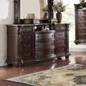 Crown Mark Stanley Bedroom Dresser - Item Number: B1600-1