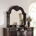 Crown Mark Stanley Bedroom Mirror - Item Number: B1600-11