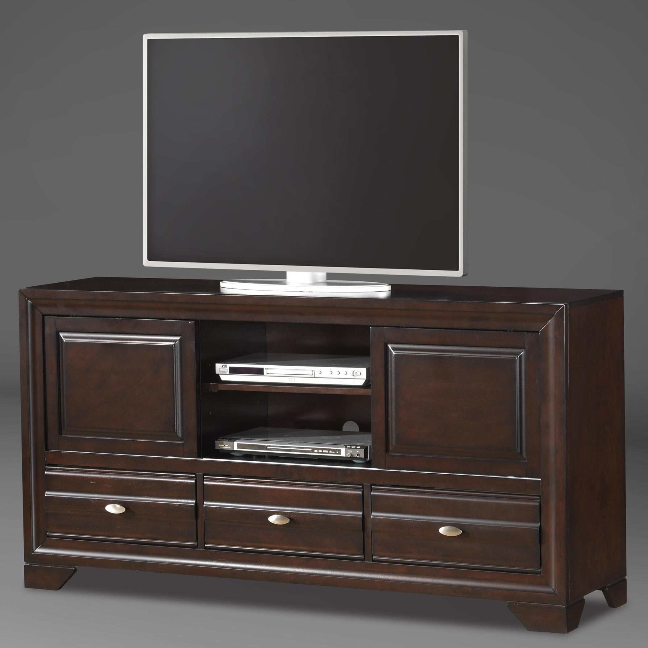 Crown Mark Stella Entertainment Console - Item Number: 4845