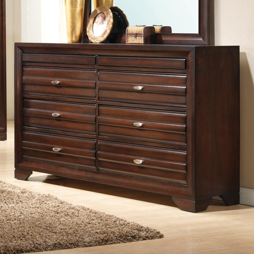 Crown Mark Stella Dresser - Item Number: B4500-1