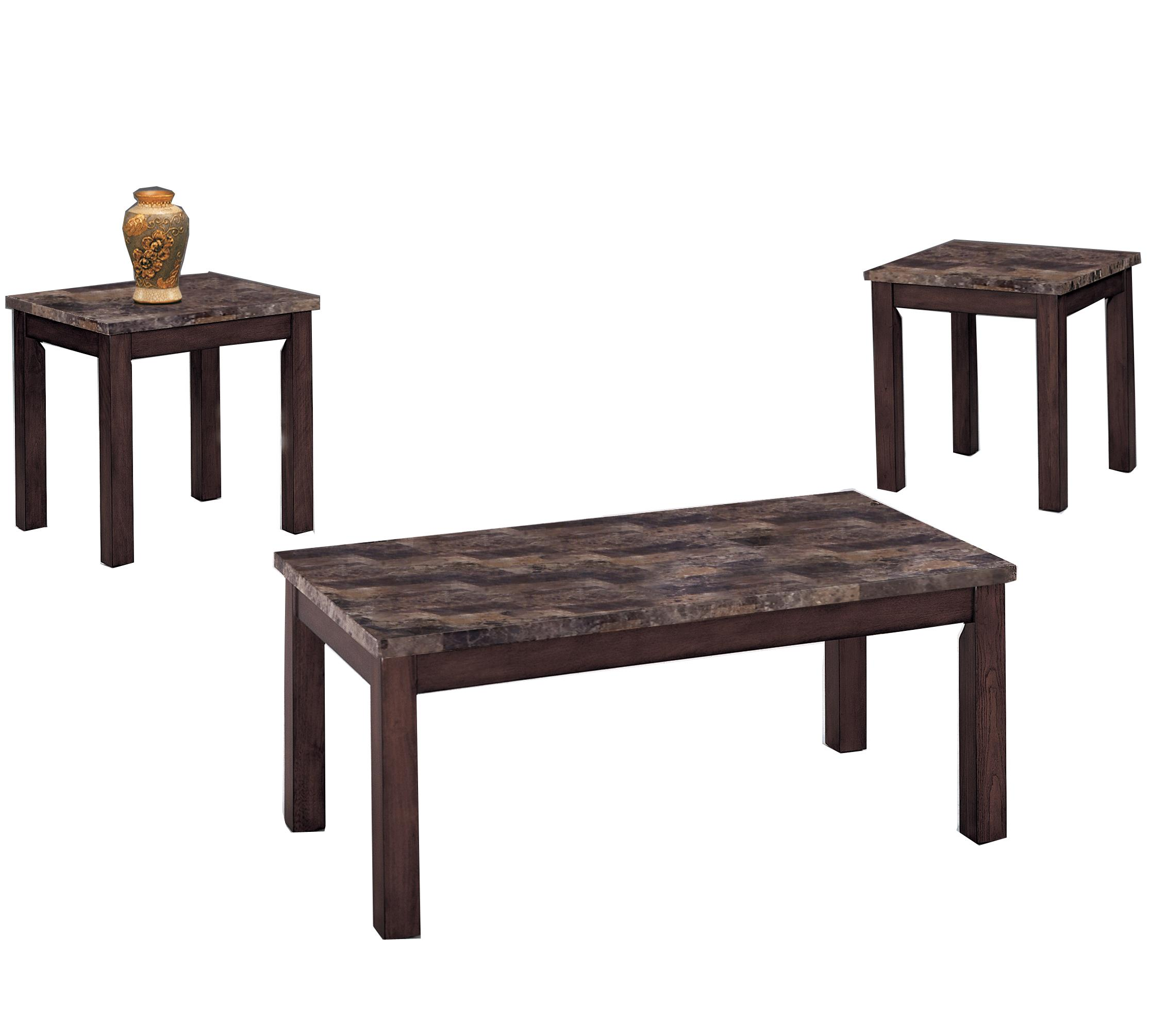 Crown Mark Thurner 3-Pk Cocktail Set - Item Number: 4166SET