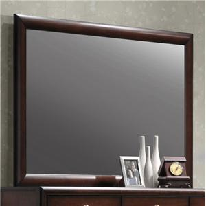Crown Mark Rivoli Mirror