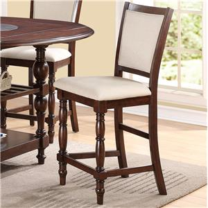 Crown Mark Tremont Counter Height Stool