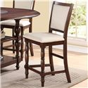 Crown Mark Tremont Counter Height Stool - Item Number: 2705S-24