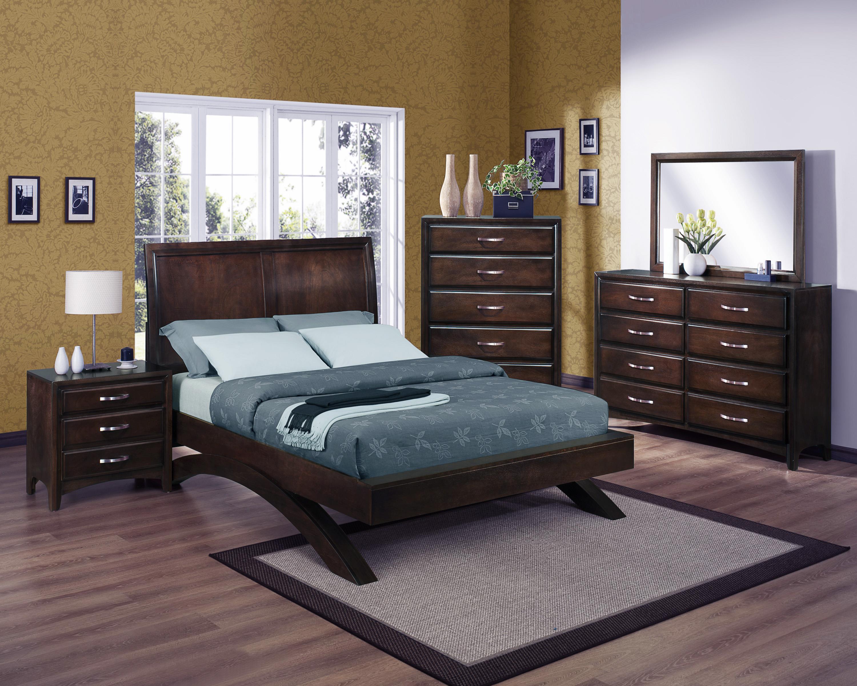 Crown Mark Vera California King Bedroom Group - Item Number: B6150 CK Bedroom Group 1