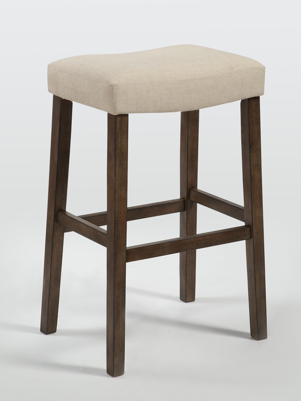 Crown Mark Verona Linen Saddle Chair - Item Number: 2989S-29-LIN