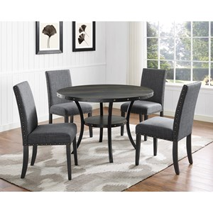 Five Piece Chair & Table Set