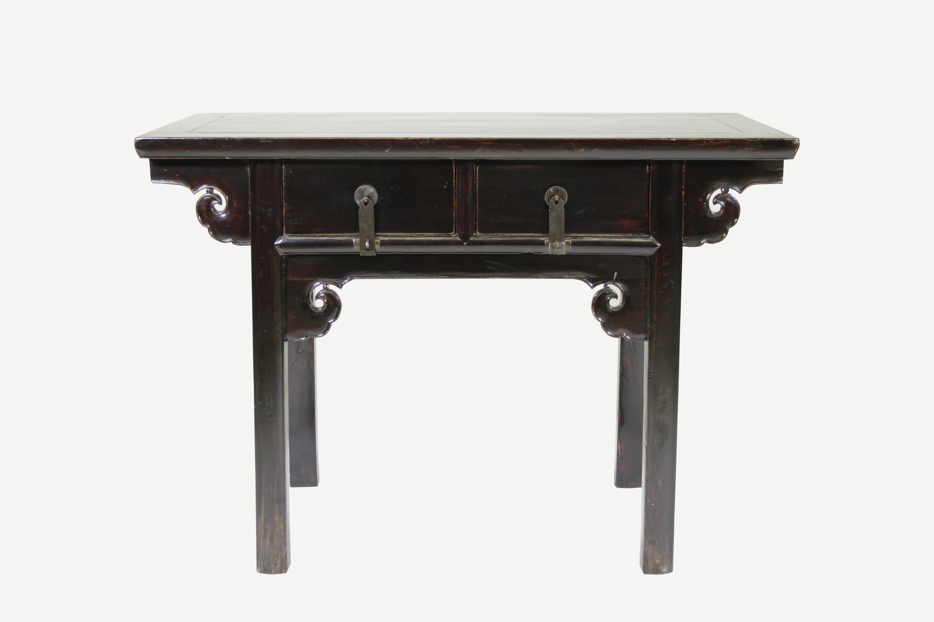 C.S. Wo & Sons Antiques   Altar Table - Item Number: 144 ANTIQUE