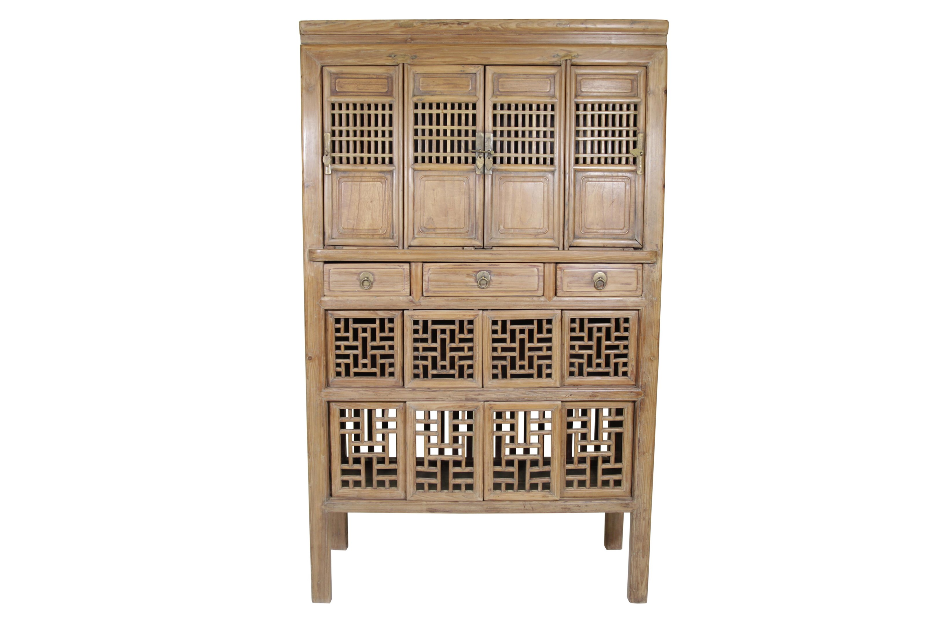 C.S. Wo & Sons Antiques   Kitchen Cabinet - Item Number: 31