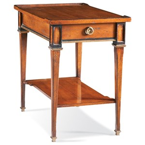 CTH Sherrill Occasional Custom Finish Program - Continental Classics Side Table