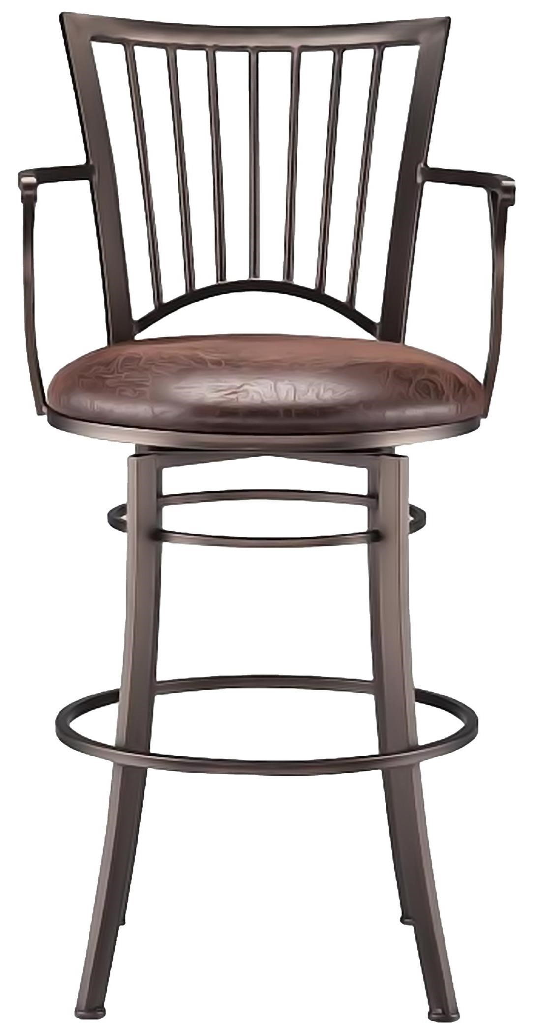 Morgan Swivel Counter Stool