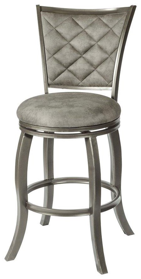 Trendy  montello counter height bar stool at Walker's Furniture