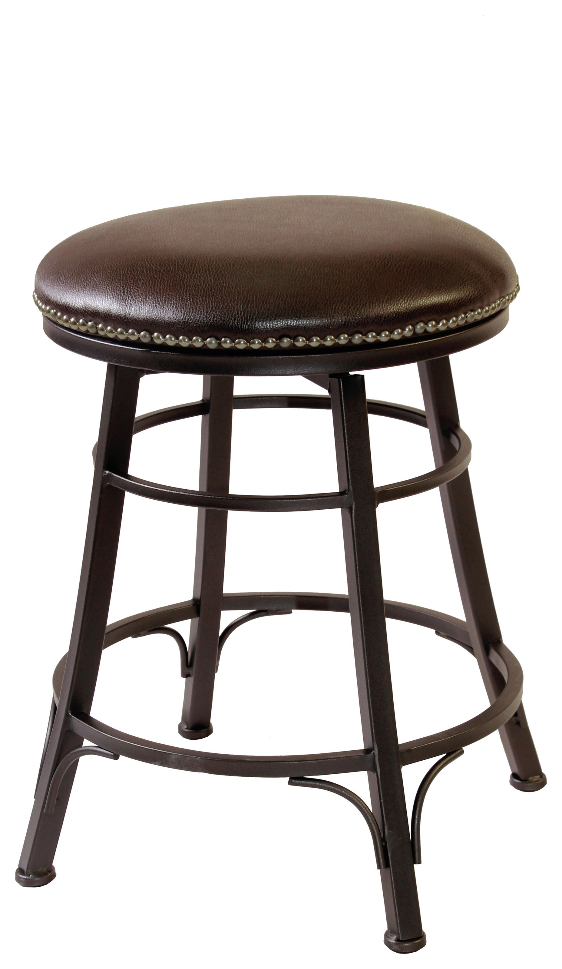Trendy  Bali Counter Height Bar Stool at Walker's Furniture