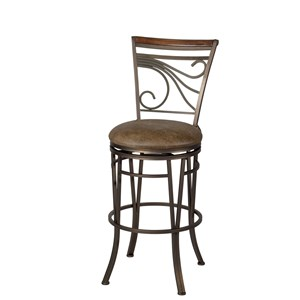 "Glow NG 30"" Bar Stool"