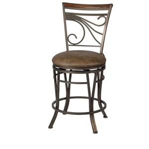 """CYM Furniture Barstools Glow NG 24"""" Counter Stool"""
