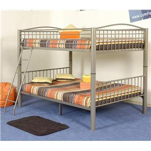 CYM Furniture Bunkbeds Full Bunk Bed