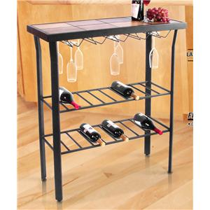 CYM Furniture Lancelot Wine Rack
