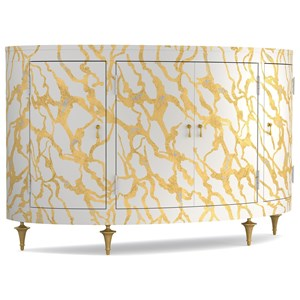 Cynthia Rowley for Hooker Furniture Cynthia Rowley - Curious Venus Demilune