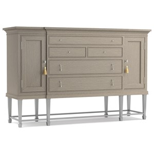 Cynthia Rowley for Hooker Furniture Cynthia Rowley - Pretty Soiree Sideboard