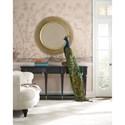 Cynthia Rowley for Hooker Furniture Cynthia Rowley - Pretty Lulu Shaped Console Table