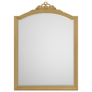 Cynthia Rowley for Hooker Furniture Cynthia Rowley - Pretty Antoinette Gilded Mirror