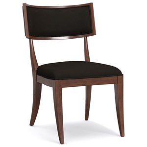 Cynthia Rowley for Hooker Furniture Cynthia Rowley - Sporty Upholstered Klismos Chair
