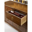 Cynthia Rowley for Hooker Furniture Cynthia Rowley - Sporty Roman Nine-Drawer Dresser