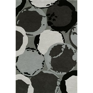 Dalyn Aloft Grey 9'X13' Rug