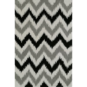 "Dalyn Aloft Silver 3'6""X5'6"" Rug"