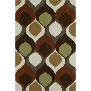 Dalyn Aloft Canyon 9'X13' Rug