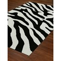Dalyn Aloft Black 8'X10' Rug
