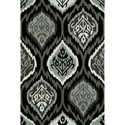 Dalyn Aloft Black 9'X13' Rug - Item Number: AL2BK9X13