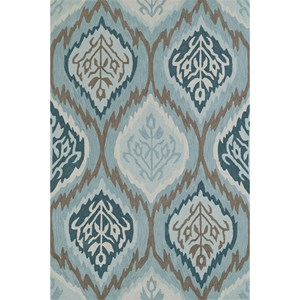"Dalyn Aloft Spa 5'X7'6"" Rug"