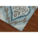Dalyn Aloft Spa 8'X10' Rug