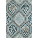 Dalyn Aloft Spa 9'X13' Rug - Item Number: AL2SP9X13