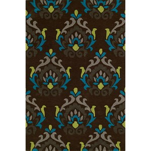 Dalyn Aloft Fudge 9'X13' Rug
