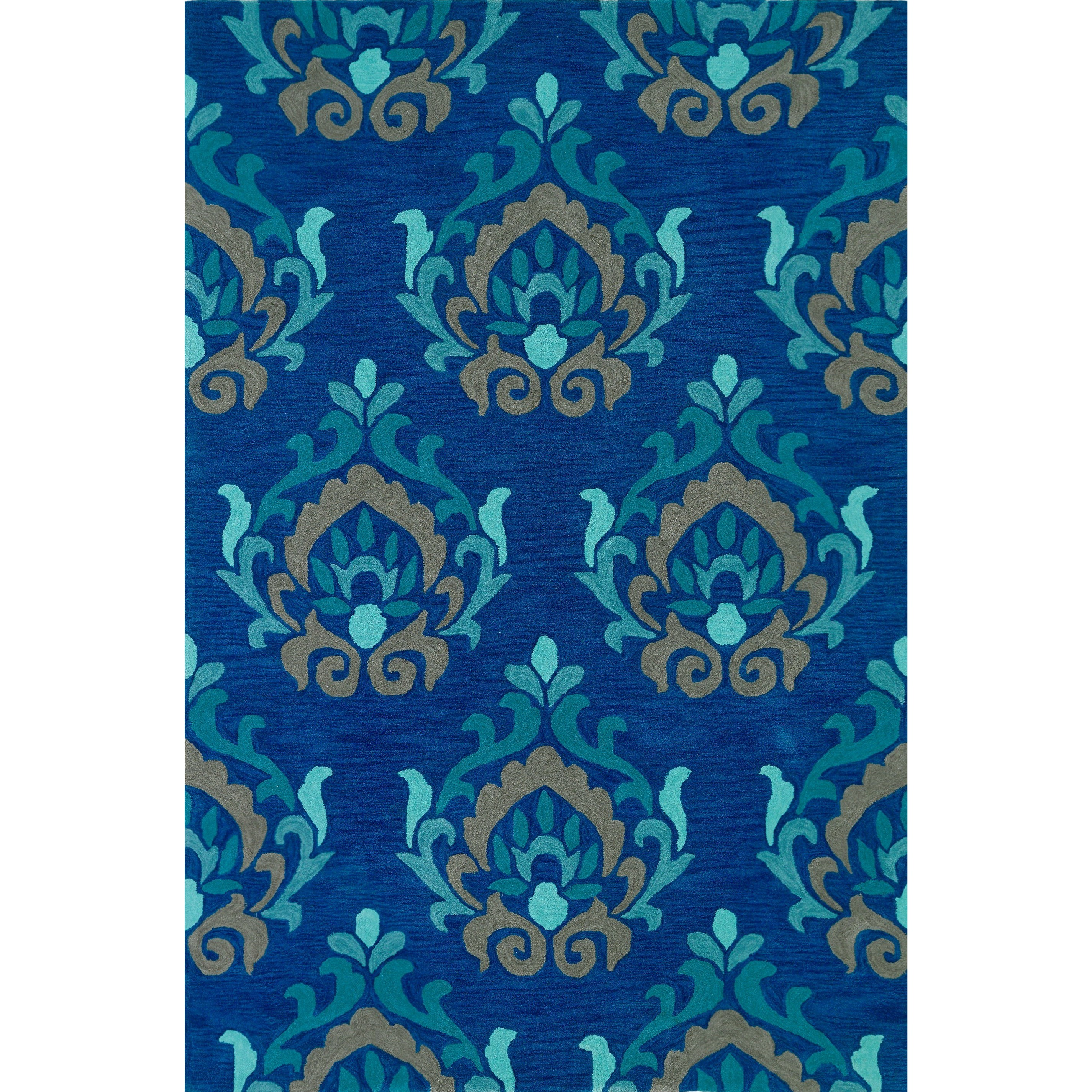 Dalyn Aloft Nautical 9'X13' Rug - Item Number: AL5NA9X13