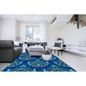 Dalyn Aloft Nautical 9'X13' Rug