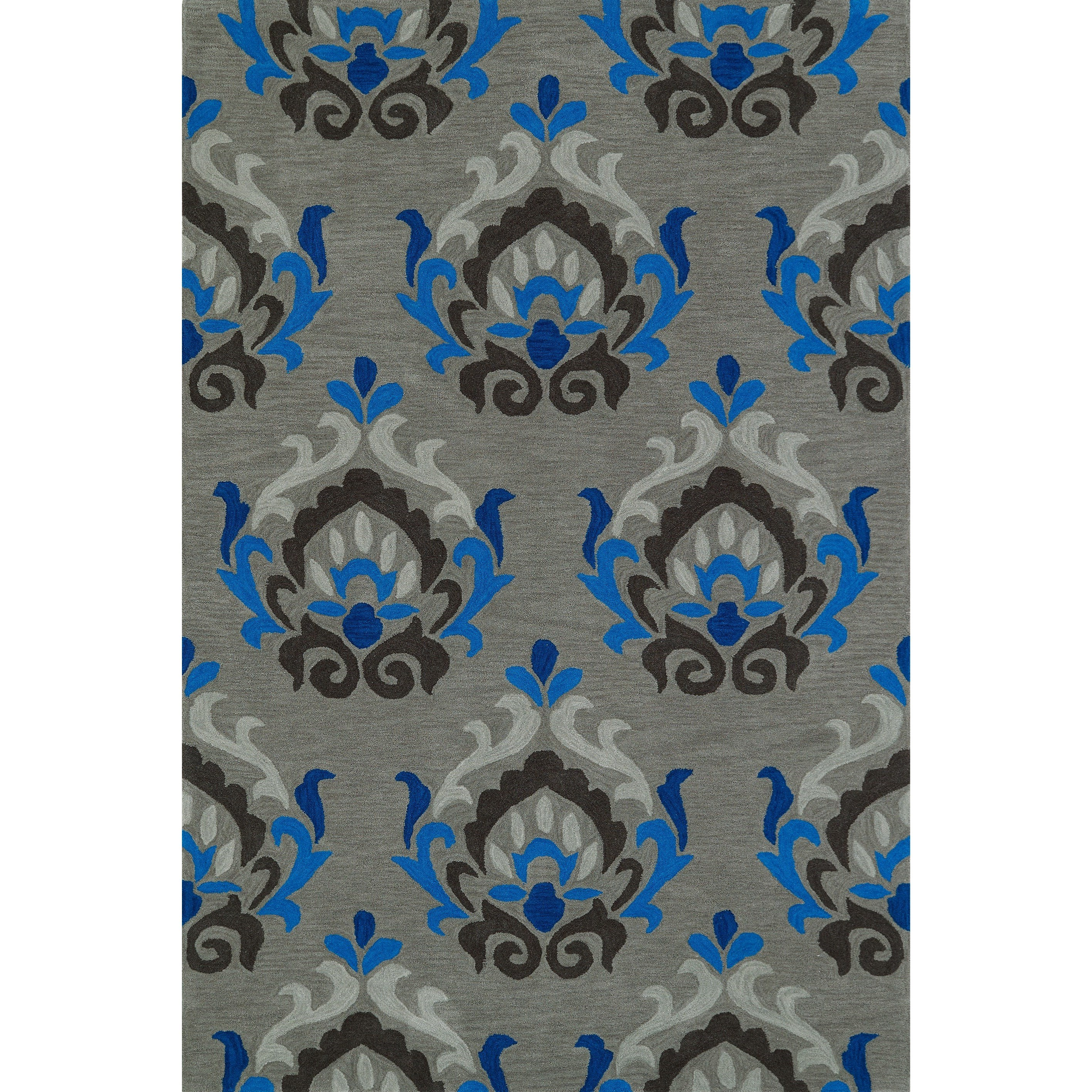 Dalyn Aloft Silver 8'X10' Rug - Item Number: AL5SI8X10
