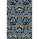 Dalyn Aloft Silver 9'X13' Rug - Item Number: AL5SI9X13