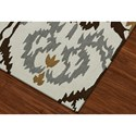 Dalyn Aloft Ivory 9'X13' Rug